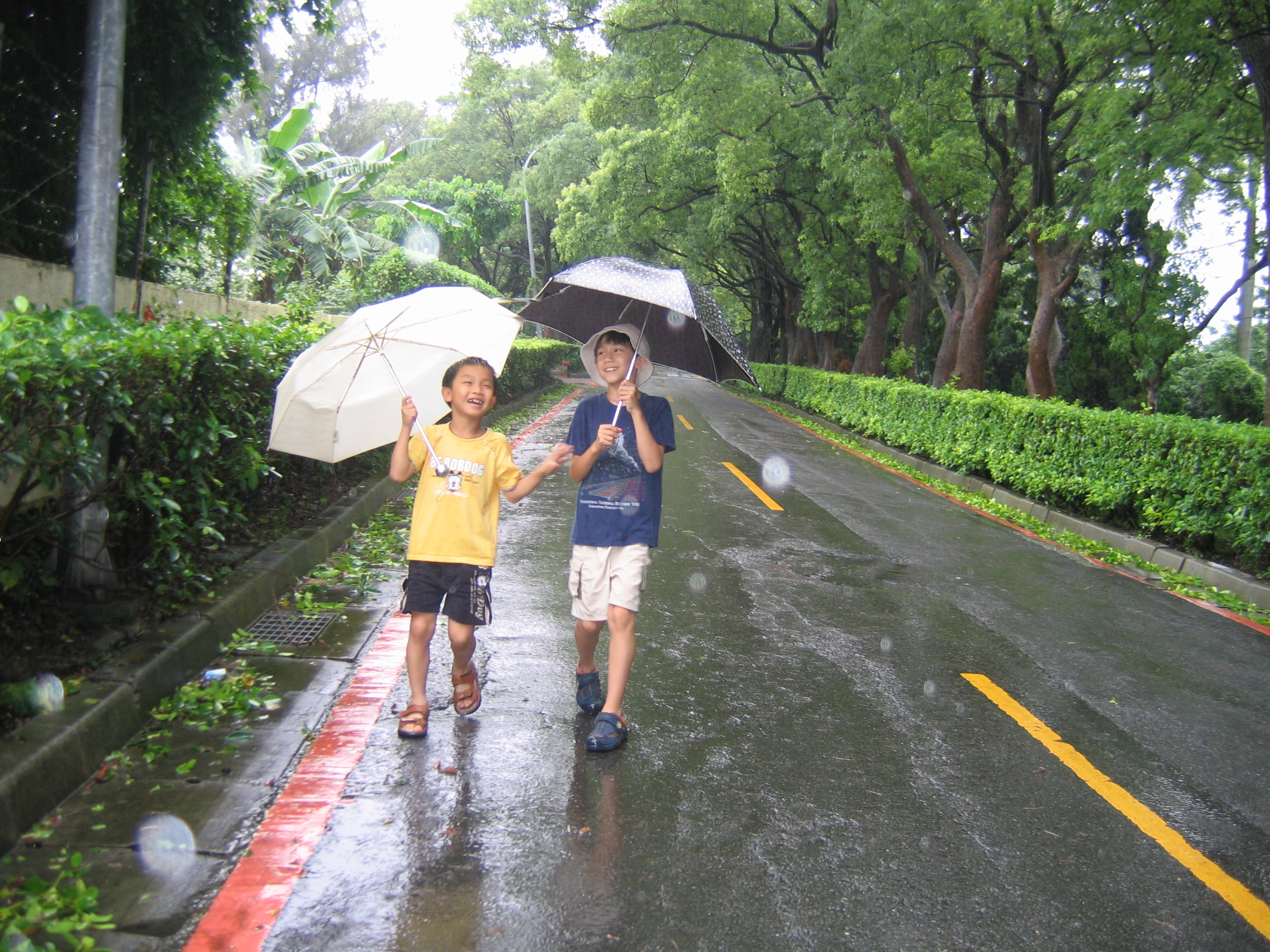 Some pictures from june 2007 in taiwan