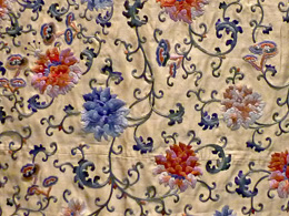 Qing dynasty Chinese embroidery