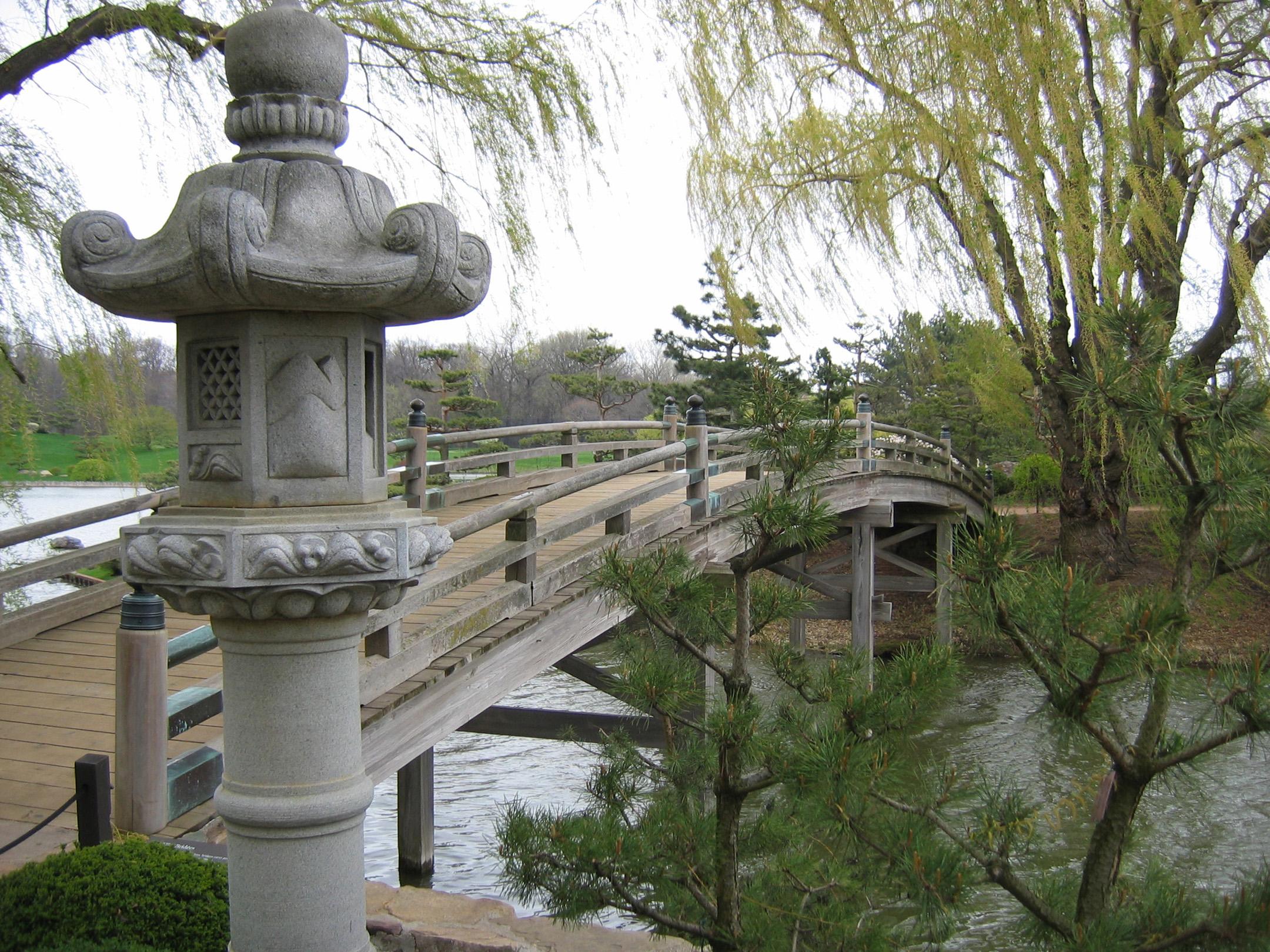Chicago Botanic Garden Anese Bonsai Collection