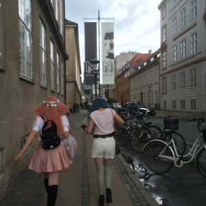 sexklubber street girls København