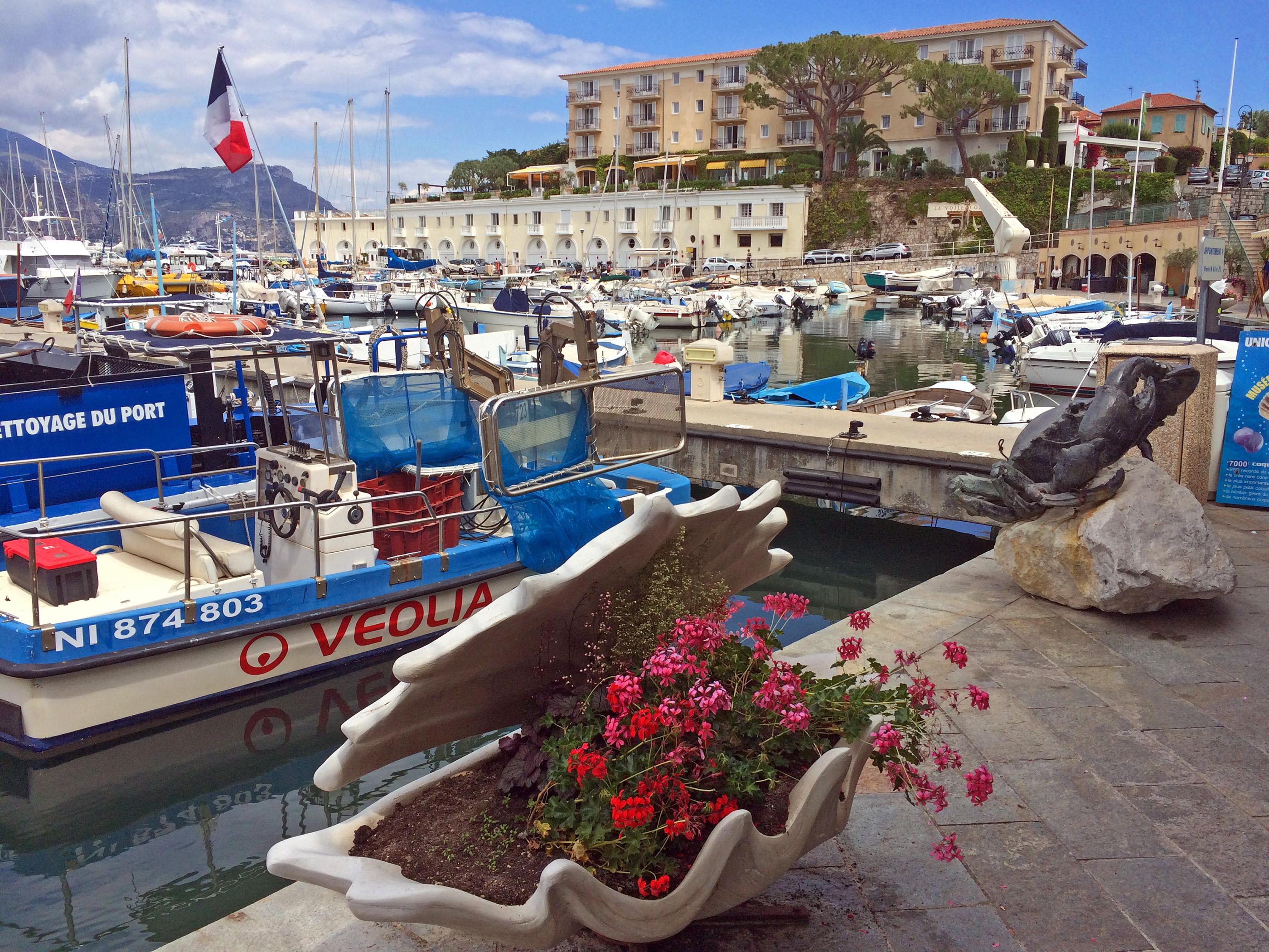 Photos of 2015 page 13 french south and monaco - Port saint jean cap ferrat ...