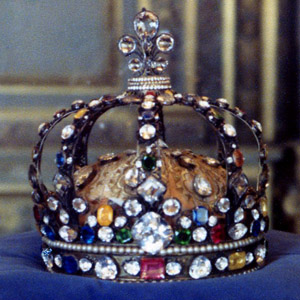 Crown of Louis XV