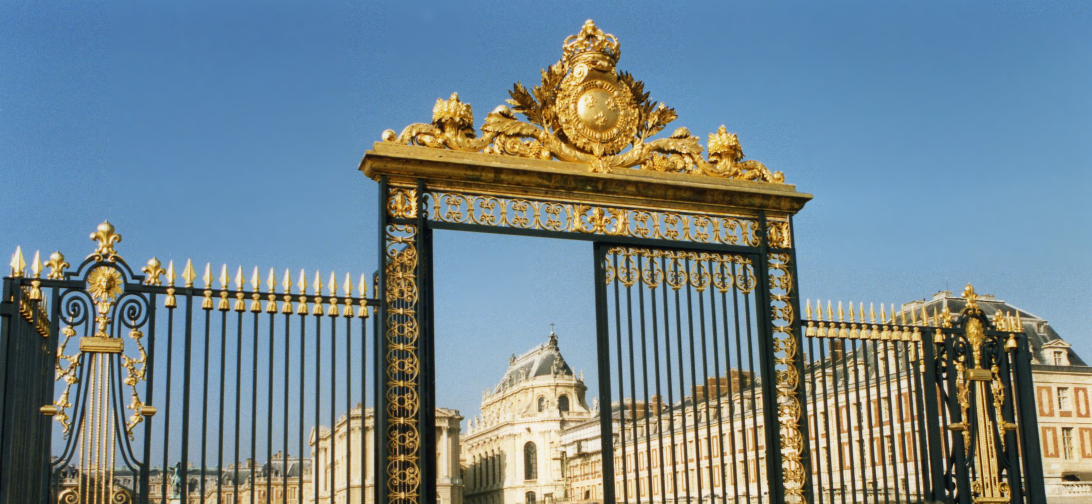 palace of versailles architecture