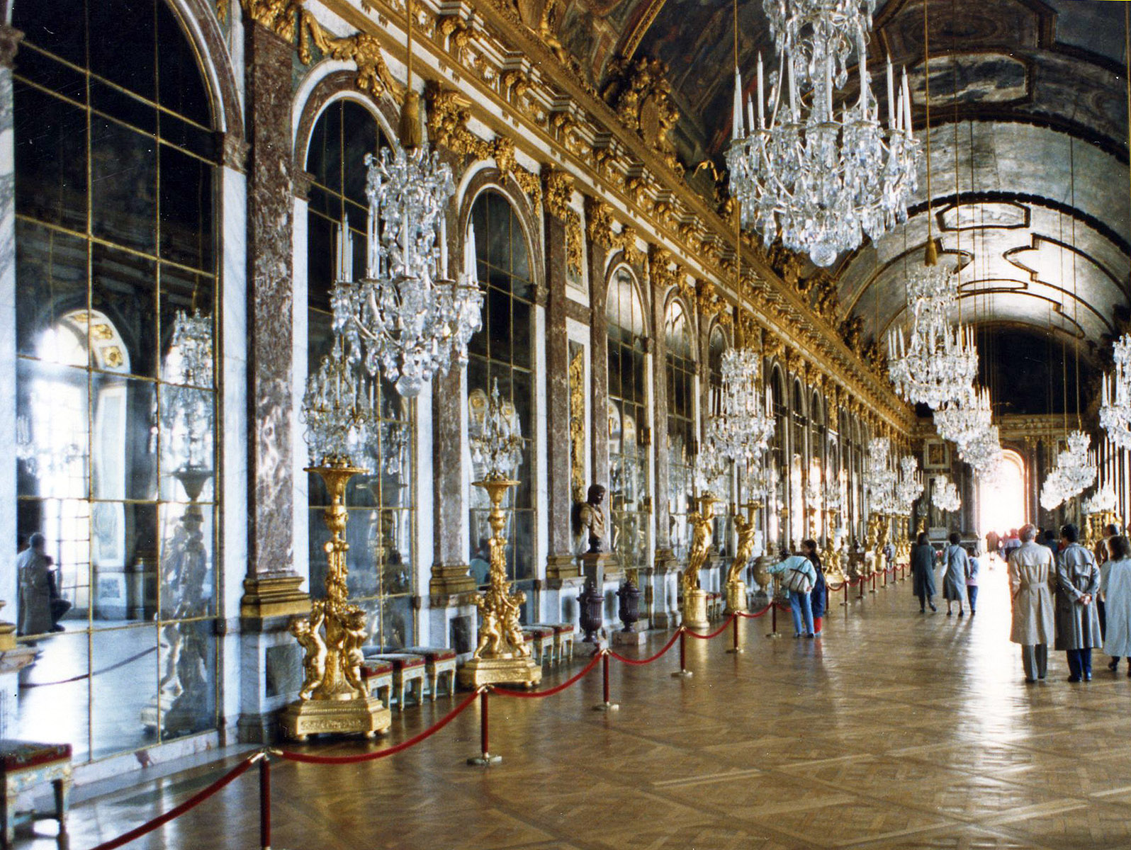 hall of mirror