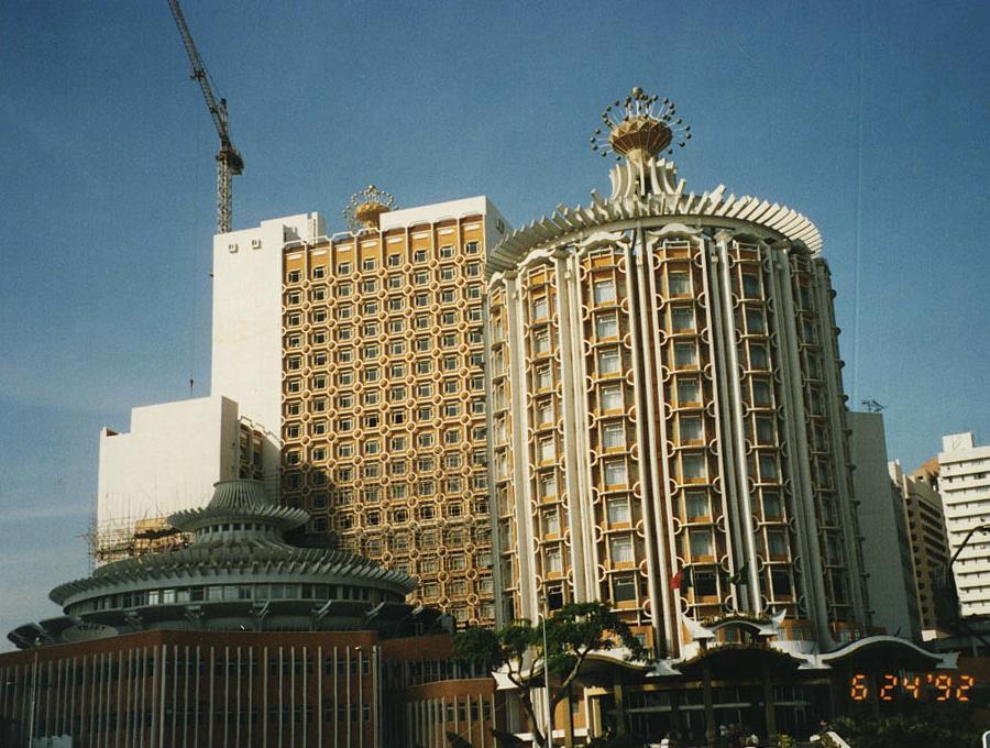 Macau casino whales